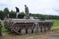 Panzerfahren